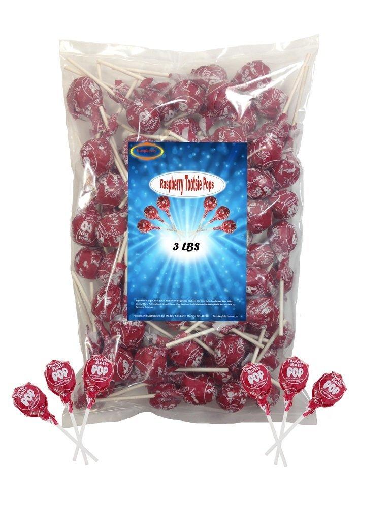 Amazon.com : Pomegranate Tootsie Roll Pops 3 Lbs : Grocery ...  Red Tootsie Pop