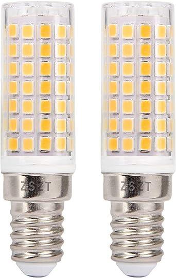E14 Led Glühlampe 9w 75w Halogenlampen Ersatz Warmweiß 3000k 360 Abstrahlwinkel Dunstabzugshaubenlampe Nähmaschinenlampe Wandlampe Warmweiß 2er Pack Amazon De Küche Haushalt