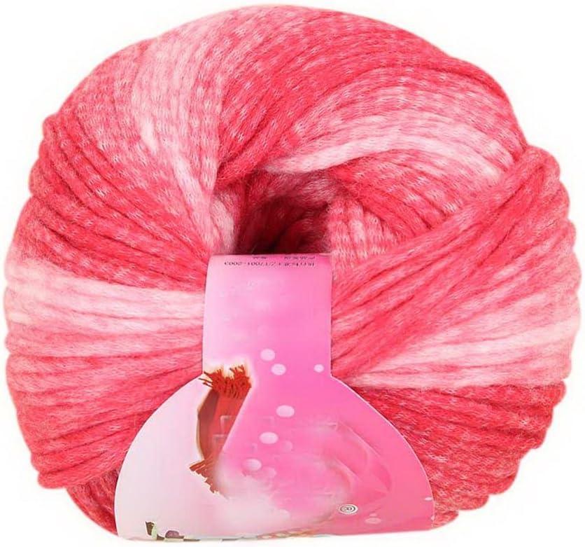 Skeins y02 Scarf Knitting Yarn Colorful Knit Yarn For Shawls Hat Blanket Crochet Yarn Supplie 100gr