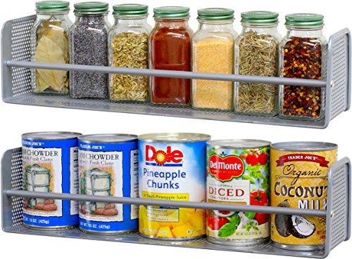 1 2 cup spice jars - 8