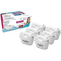 Boston Tech 6 Cartuchos Hydro Pure+, filtros de Agua compatibles con Brita Maxtra y Maxtra+, Efecto Prolongado (12 Meses…
