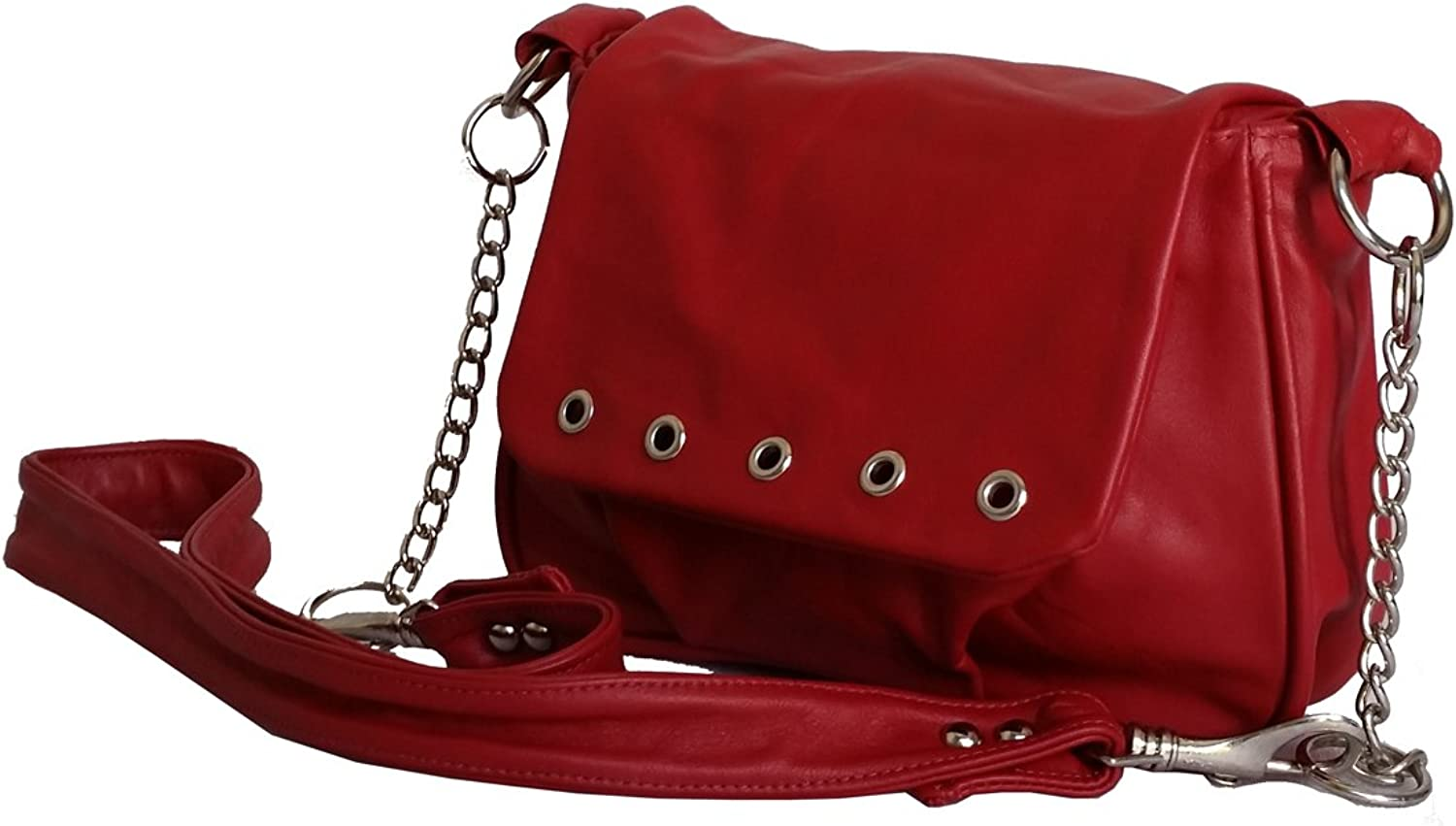 small leather shoulder bag Red leather crossbody bag  Leather bag women Leather Handbag for women leather Bag red leather purse