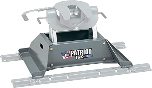 B&W Trailer Hitches The Patriot 16K