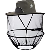 Professional Anti Mosquito Bee Insect Head Face Cover Net Veil Hat Beekeeping Beekeeper Hat