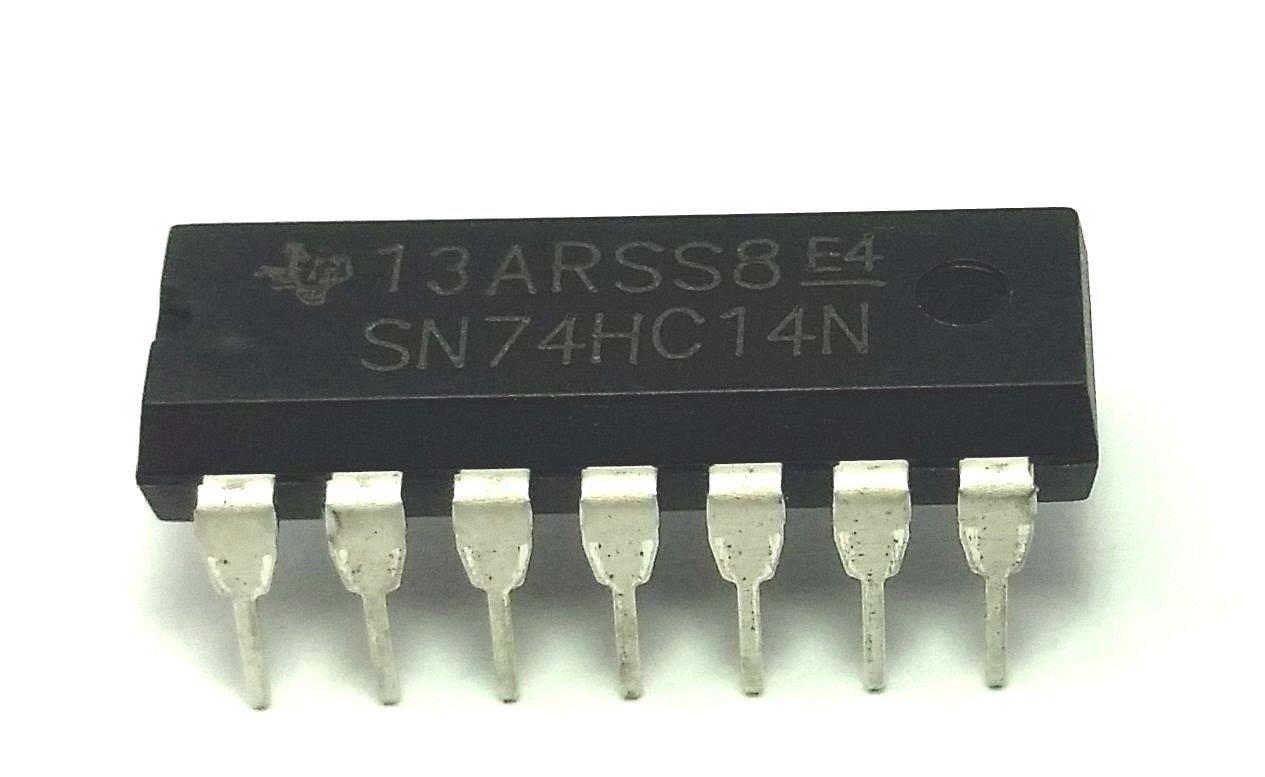 Texas Instruments SN74HC14 74HC14 Hex Schmitt-Trigger Inverters