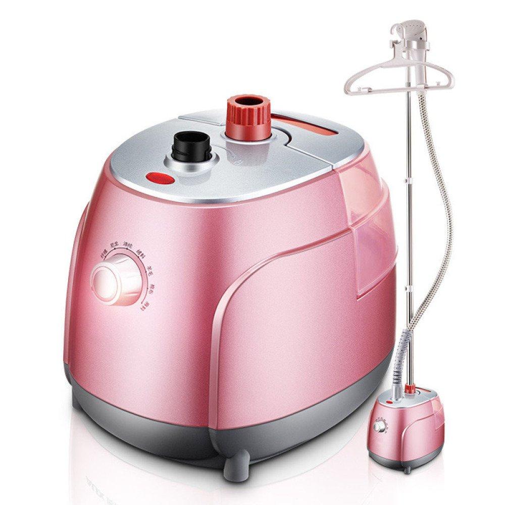 Garment Steamer Clothes Steamer 1800W Leistung Mit 360 Grad Drehbar Aufhänger Edelstahl Einstellbar Stick Big Wassertank