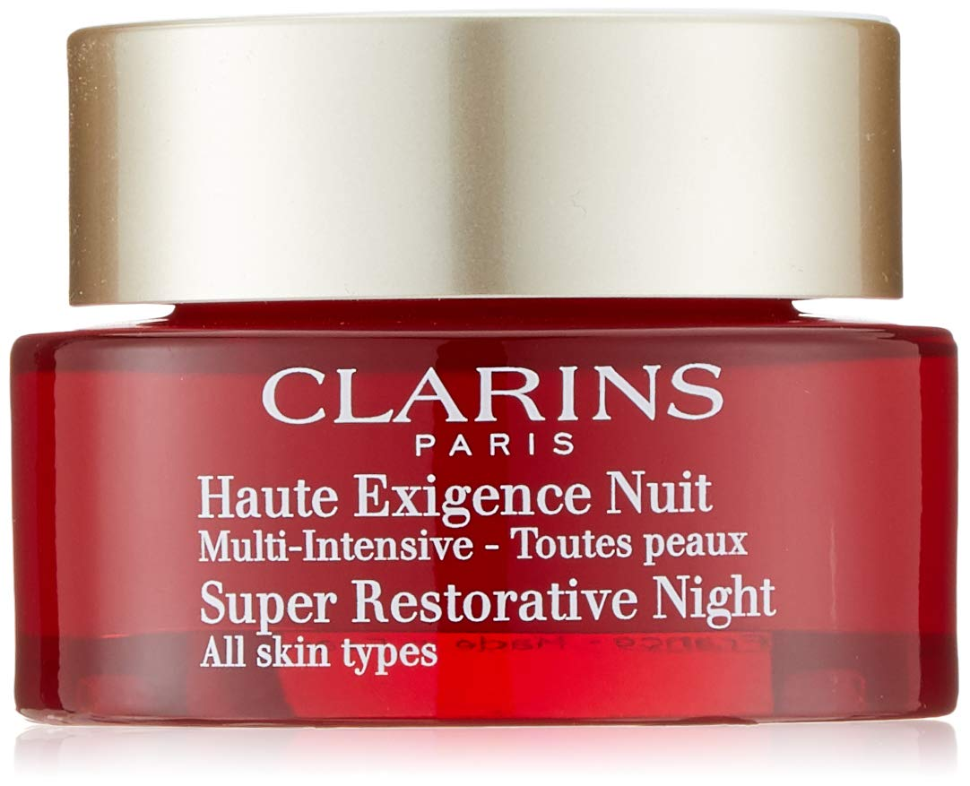 Clarins Super Restorative Night Cream for Unisex, 1.6 Ounce by Clarins (Image #1)