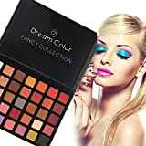 Eye Shadow Palette 35 Colors Matte Glitter Shimmer Makeup Eyeshadow Cosmetic
