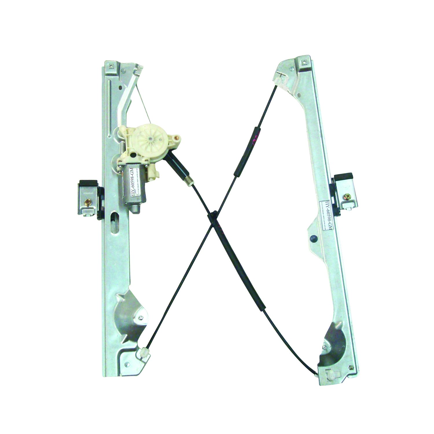 CHEVROLET AVALANCHE 2007-2013 PartsChannel GM1551129 OE Replacement Power Window Motor and Regulator Assembly