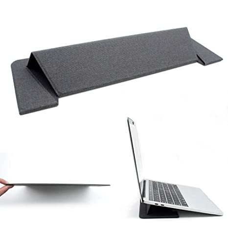 SenseAGE Universal Ultra Lite Flat Stand Pyramid for Laptop Portable Stand