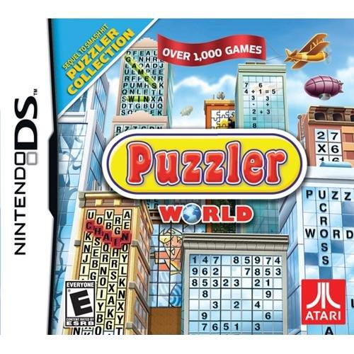 Puzzler World Nintendo DS