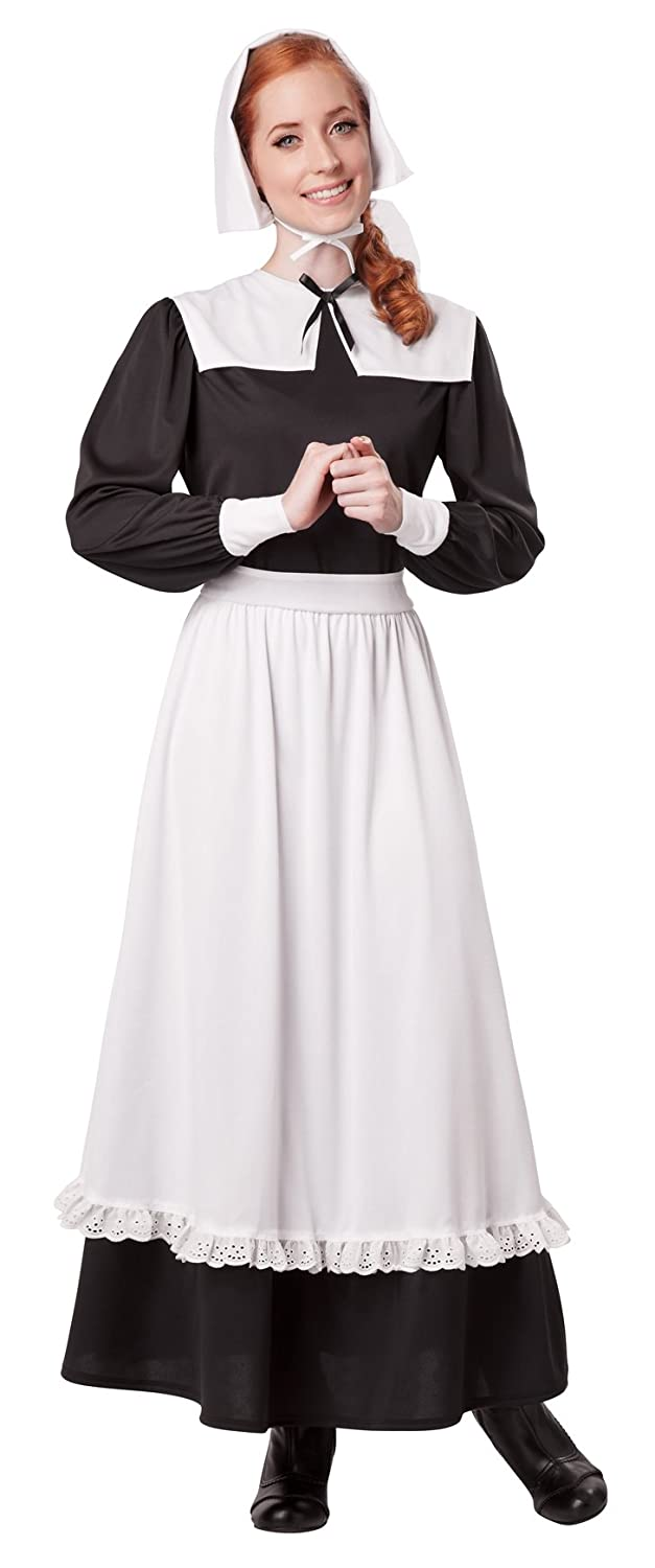 Amish / Pilgrim Woman Settler