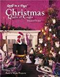 Best Book Of Christmas Crafts - Christmas Quilts & Crafts (Quilt in a Day) Review