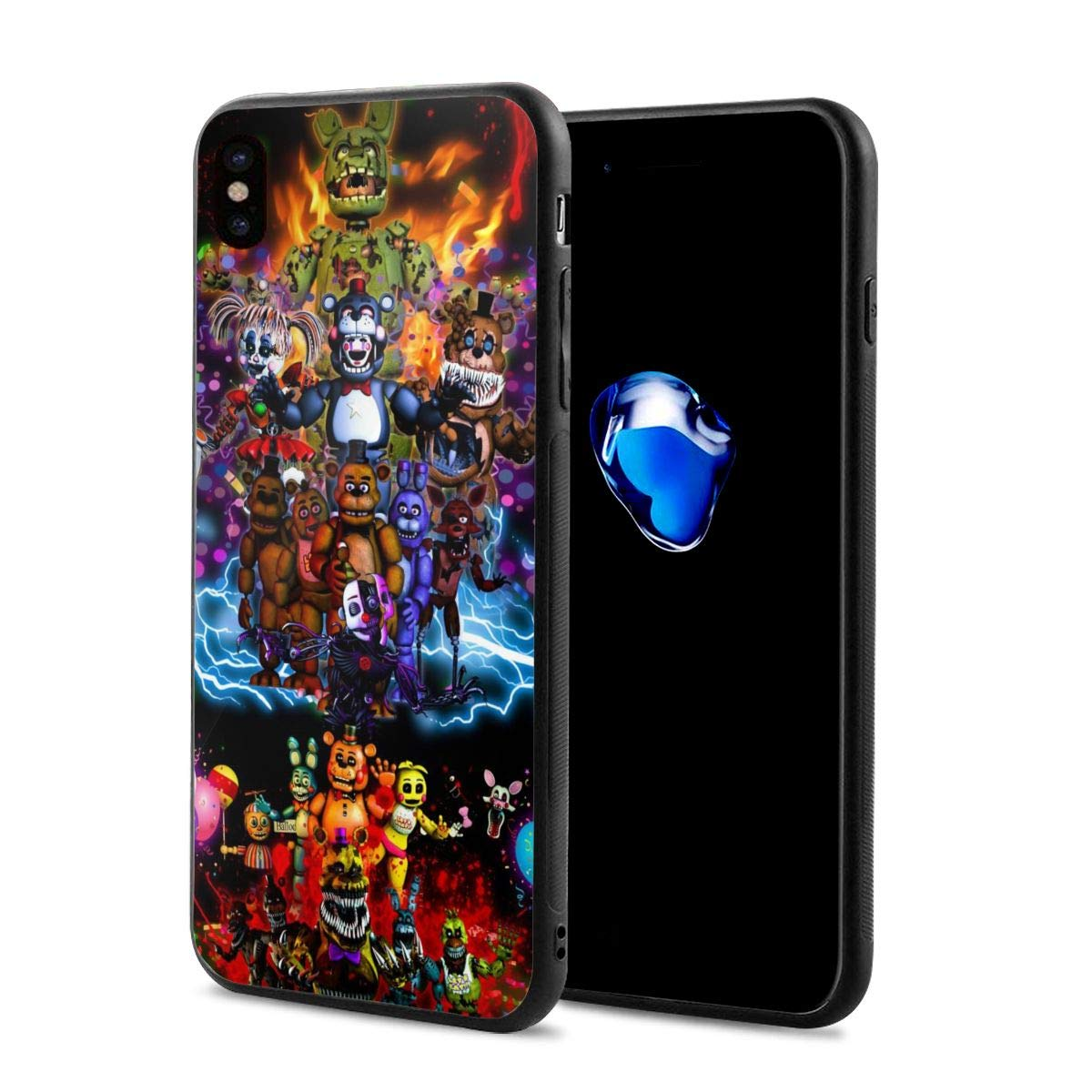 Amazon.com: Phone Case Compatible with iPhone X/iPhone Xs ...