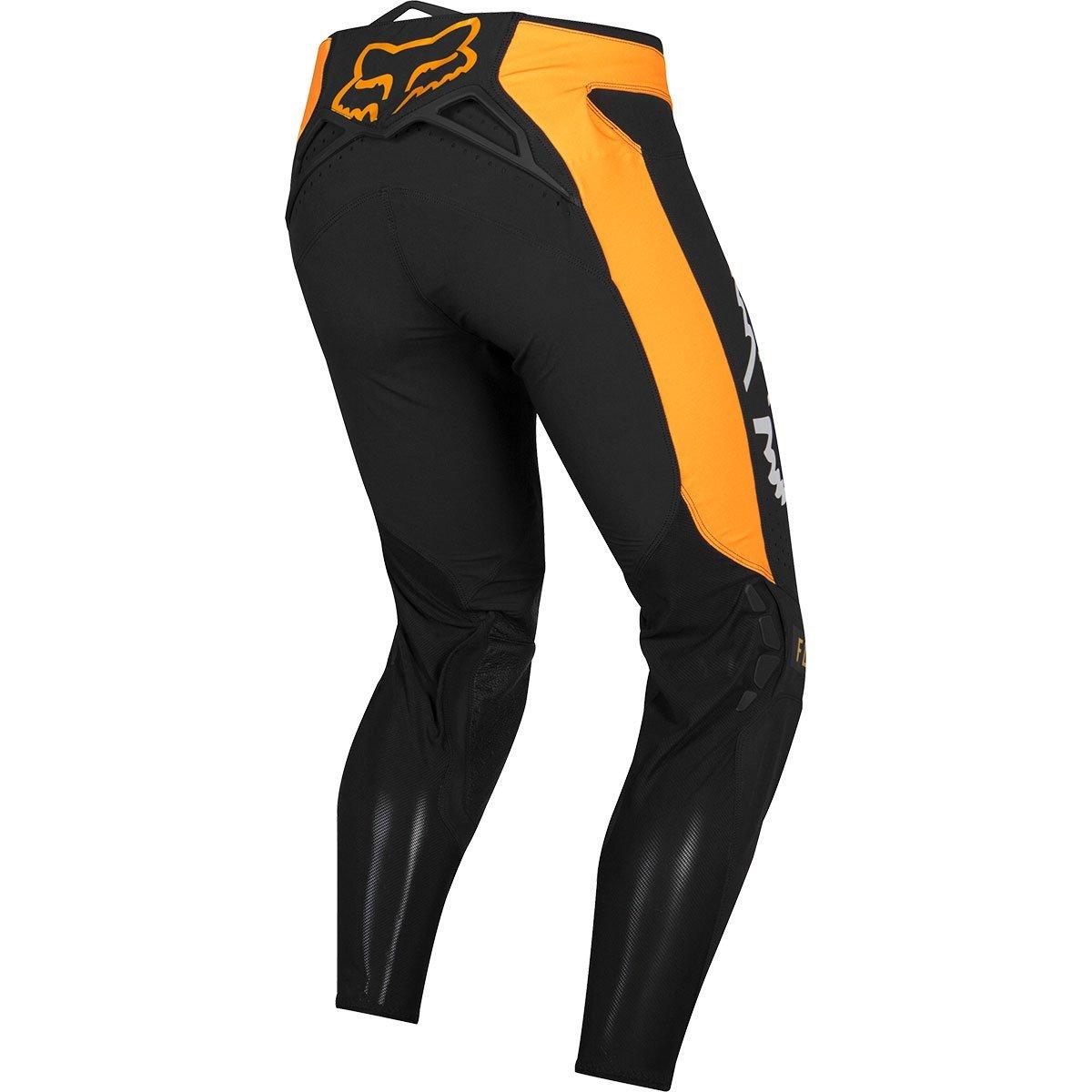 2019 Fox Racing Flexair Royl Pants-Orange Flame-34 by Fox Racing (Image #3)