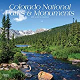 Colorado National Parks & Monuments 2019 12 x 12 Inch Monthly Square Wall Calendar, USA United States of America Scenic Nature (Multilingual Edition)