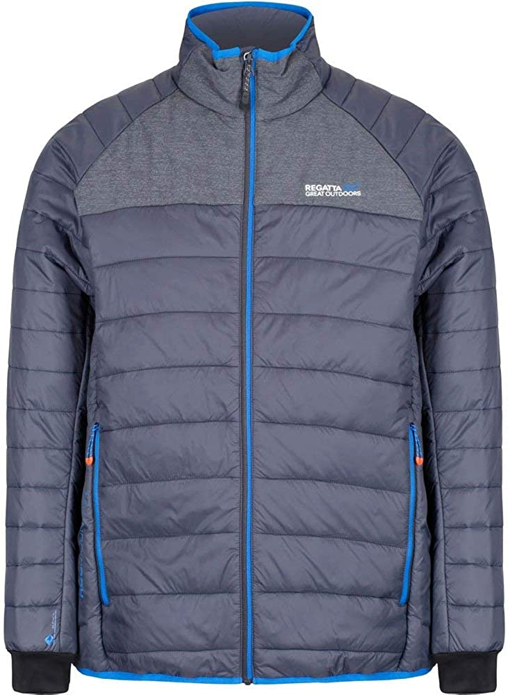 Regatta Mens Halton Ii Lightweight Water Repellent Insulated Jacket