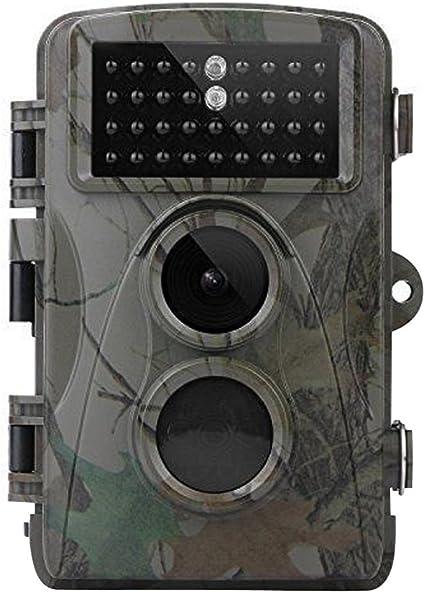 "2.4/"" LCD 12MP Hunting Game Trail Cameras PIR sensor 0.6S Trigger IR Built-in mic"