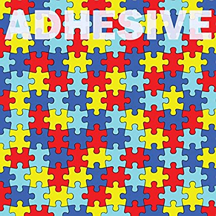 picture regarding Printable 651 Vinyl named 3-PACK Autism Expertise Puzzle Piece Habit Adhesive, 12\