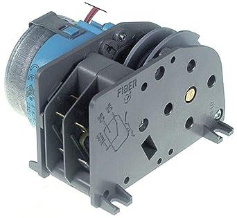 FIBER P25 - Temporizador para horno Smeg ALFA135XM, tiempo de ...