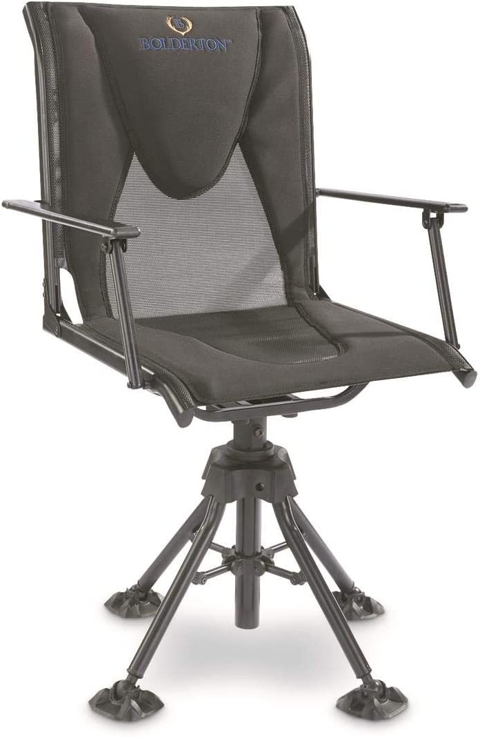 Top 10 Best Hunting chair that swivels 6