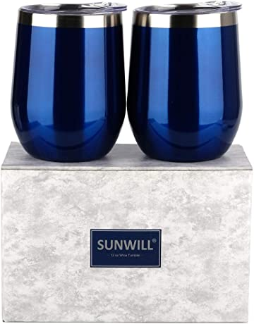 7550542b606 Amazon.com: Wine Glasses: Home & Kitchen