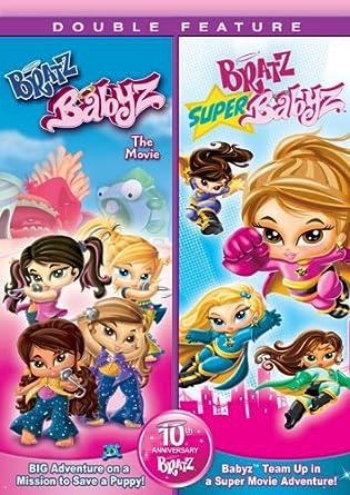 скачать игру Bratz Super Babyz - фото 9