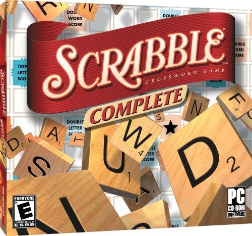 (Scrabble Complete (Jewel Case))
