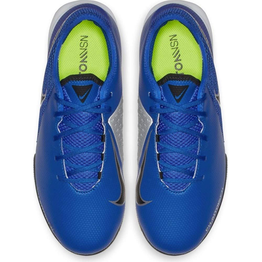 30254159426 Nike PHANTOM VISION ACADEMY GATO KIDS FUTSAL BOOTS AW18 - BLUE   Amazon.co.uk  Shoes   Bags