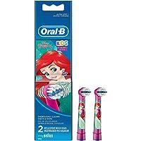 Oral-B Stages Çocuklar İçin Diş Fırçası Yedek Başlığı Prenses 2 adet