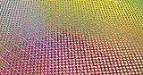 1000 Colors Jigsaw Puzzle CMYK Gradient Vibrating Spectrum Colours by Clemens Habicht