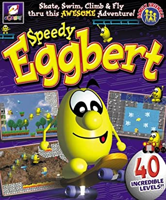 speedy eggbert pc