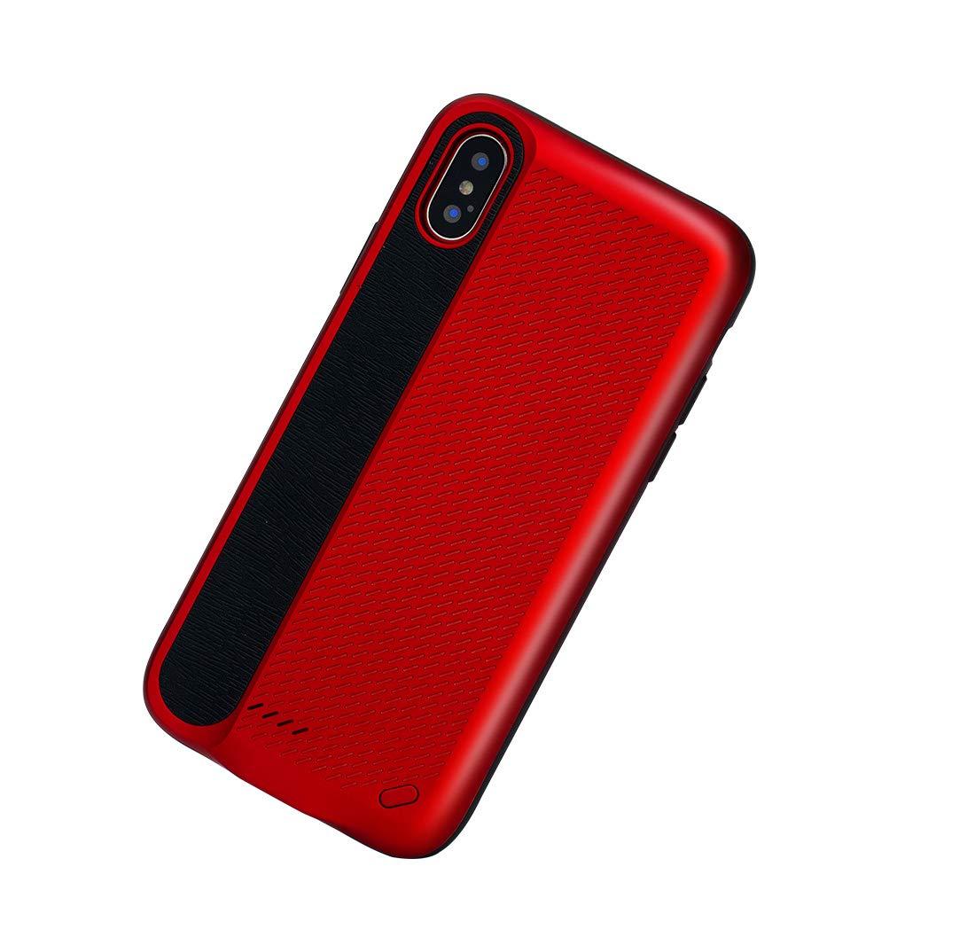 KALLOWLY Funda Bateria para iPhone X iPhone XS,Funda ...