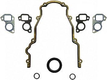 Fit GM 4.8//5.3//5.7//6.0//6.2L V8 Vortec Engine Lower Conversion Gasket Set oil pan