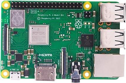 Amazon.com: LANDZO Raspberry Pi 3 B+ - Placa base: Computers ...
