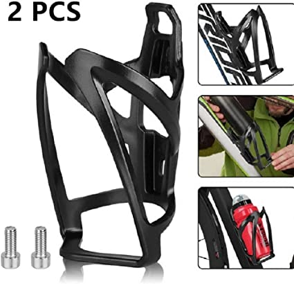Bicycle Cup Holder Cycling Beverage Mount Drink Bike Handlebar Water Bottle Cage