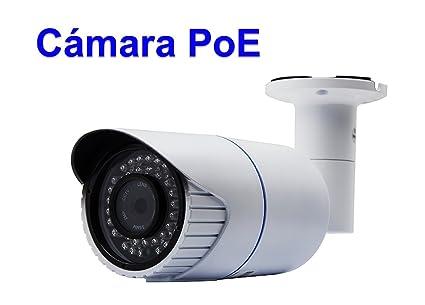 Full HD 1080P, 2 MP, Jovision cámara PoE IP de vigilancia y seguridad,