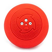 MyoStorm Heating Vibrating Massage Ball Roller for Deep Tissue Muscle Recovery Therapy...