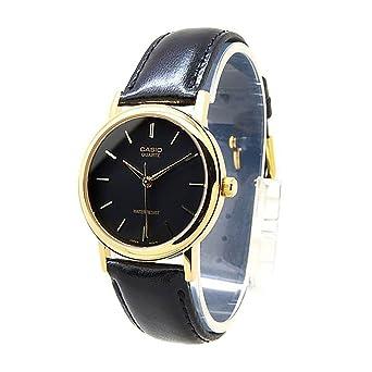 mtp1095q 3 hand analog water resistant men s watch genuine leather mtp1095q 3 hand analog water resistant men s watch genuine leather band