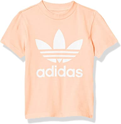 adidas Originals Trefoil tee Camisa para Niños