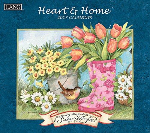 Heart Calendar 13 375 inches 17991001913