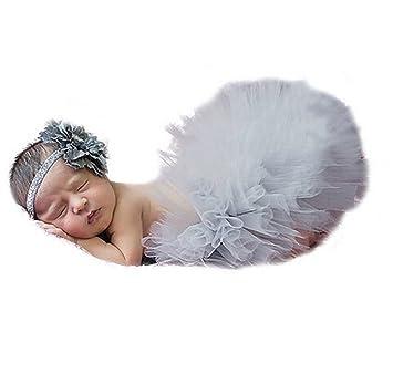 JastoreTutú Falda Bonita Disfraces para Bebé Fotografía Infantil ...