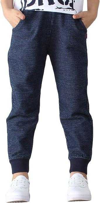 YoungSoul Pantalones de Chandal de Algodon Jogger Deportivos ...