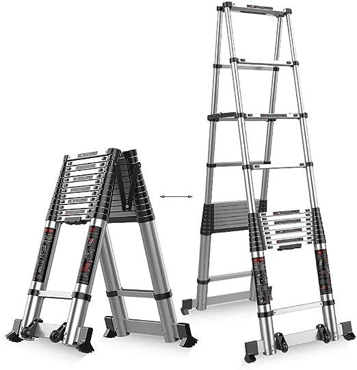 Escalera Telescópica- Inicio/Loft Escaleras Telescópicas ...