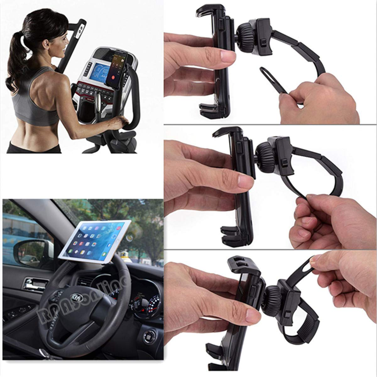 Mounts & Holder Automobiles & Motorcycles Car Laptop Stand Notebook Desk Steering Wheel Tray Table Food/drink Holder Car Structural Disabilities
