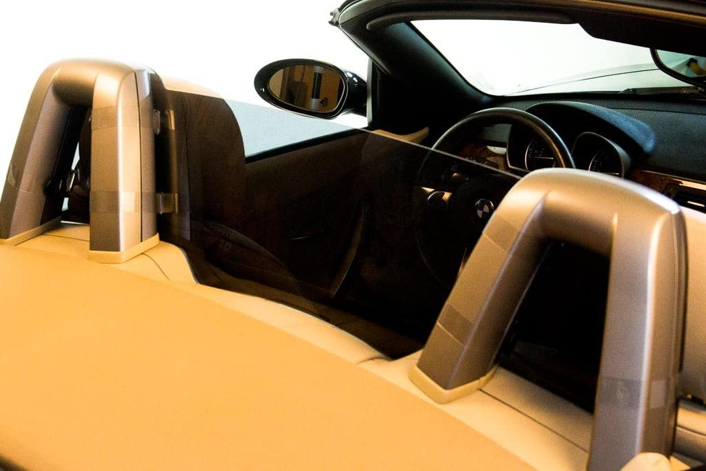 Dark Smoke WeatherTech Custom Fit Front and Rear Side Window Deflectors for Ford Fusion