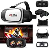 Oculos 3d Vr Box 2.0 + Controle Bluetooth - Ia0175-2