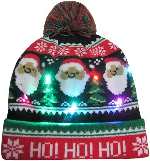 1pc Christmas Cap Three-dimenional Cap Xmas Tree Design Hat Adult Cap Christmas