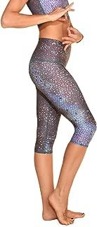 product image for Teeki Mermaid Fairyqueen Yoga Capri Leggings (XS)