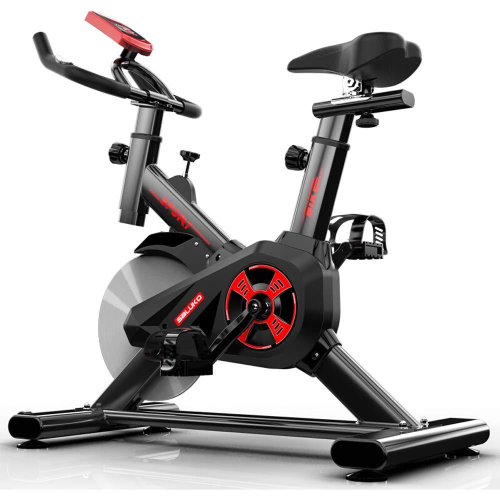エクササイズバイクホームミュート減量屋内自転車2色オプション  A B07HD765YR